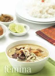 femina co id soto medan indosian food medan