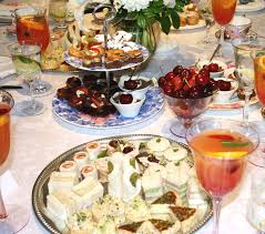 patches of heaven afternoon tea baby shower part 2 how to