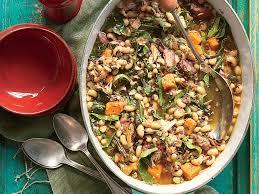 black eyed pea collard and sweet potato stew recipe myrecipes
