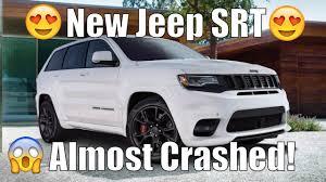 srt8 jeep dropped review 2018 jeep grand cherokee srt faster than durango srt