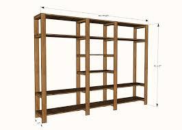 diy stand alone closet ideas u2013 home furniture ideas