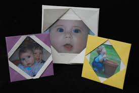 how to make paper photo frames red ted art u0027s blog