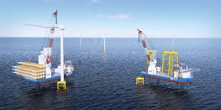 jack up offshore wind