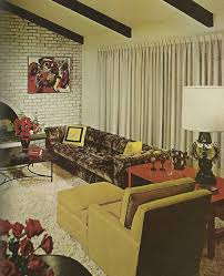 crowley home interiors 1960s home decor vaulted ceiling living room california split