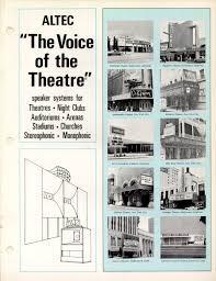 altec lansing home theater 5 1 altec lansing voice of the theatre vott great plains audio