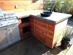 Outdoor Kitchen Sink Faucet Stunning Outdoor Kitchen Sink Station Outdoor Kitchen Sink Station