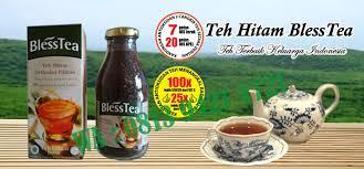 Teh Hitam blesstea teh hitam botol juga penuh zat sehat yang disebut polifenol