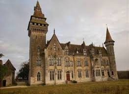 Gothic Style Home French Chateau Home In Gothic Style U2013 Planet Of Home Design And