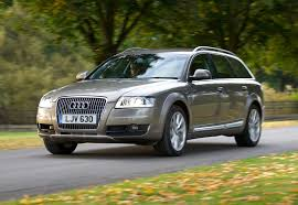 audi a6 allroad review 2006 2011 parkers