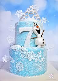 gâteau la reine des neiges frozen cake die eiskönigin kuchen