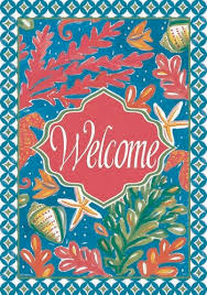 Decorative Flags Wholesale 89 Best Welcome Flags Images On Pinterest Garden Houses House