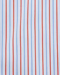charvet striped dress shirt red blue white