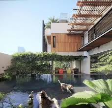 House Plans With A Pool A Modern California House With Spectacular Views Photo On