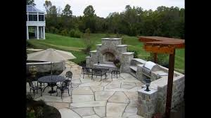 Diy Patio Designs by Flagstone Patio On Cheap Patio Furniture For Awesome Easy Diy