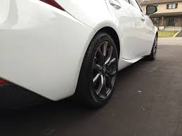 lexus winter rims f sport 3is winter setup with 17in mags picture page 9