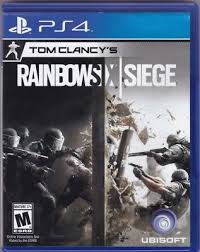 siege sony authentic only tom clancy s rainbow six siege sony playstation