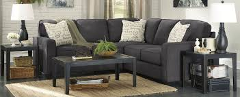 Grey Leather Sofa Sectional by Living Room Comfortable Charcoal Sectional For Elegant Living