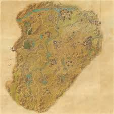 Treasure Map 3 Skyrim Tes Online Map Of Reaper U0027s March