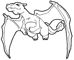 coloriage pokemon a imprimer dracaufeu anni loulou pinterest