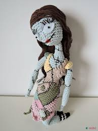 sally amigurumi nightmare before christmas by ahooka link to