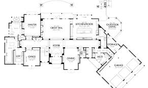 large floor plans marvellous design large garage floor plans 1 block garage plans on