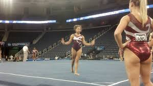 setting the stage for the ncaa gymnastics super six finals al com