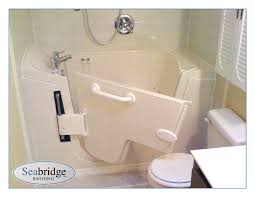 Bathtub For Seniors Walk In Disabled Shower Enclosure Confidential Handicap Bathroom