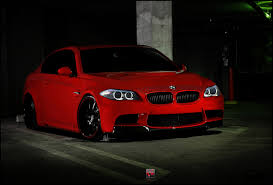 matte red bmw bmw 535i by 1r3bor on deviantart