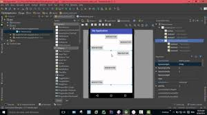 android textview layout gravity java android layout gravity attribute in android studio 92 youtube