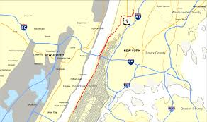 Megabus Route Map by Henry Hudson Parkway Wikipedia