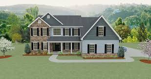 custom farmhouse plans custom house plans available in southeastern pennsylvania