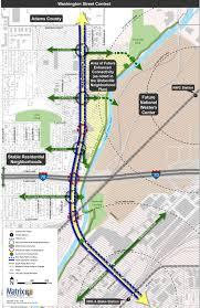 Map Of Denver Metro Area by Washington Street Study