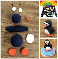 model magic penguin art projects for kids