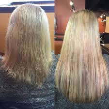 keratin bond hair extensions hair extensions impressions salon and spa in portage mi