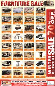 arv furniture flyers weekly sale flyer arv furniture