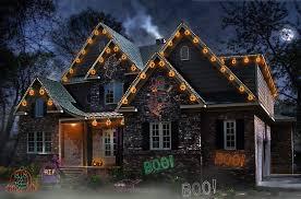 Diy Halloween Lighting by Outdoor Halloween Lighting Home Design Ideas
