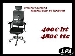 fauteuil de bureau steelcase fauteuil direction steelcase 2 fauteuil mobilier de
