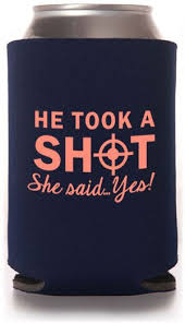 wedding koozie favors twc 6397 one of our best selling wedding koozie templates a