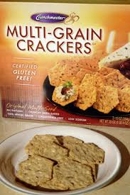 gluten free crunchmaster gluten free multi grain crackers review