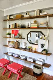 decorative shelves home depot lack wall shelf floating shelves diy rustic walmart mounted
