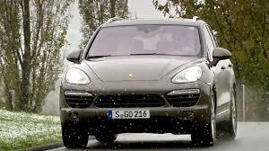 porsche cayenne 3 litre diesel 2013 porsche cayenne s diesel 4 2 v8 382 hp driving hd