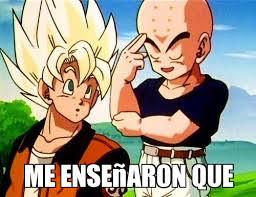 Goku Memes - goku krillin weknowmemes generator