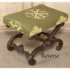 antique french vanity stool inessa stewart u0027s antiques