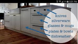 width of kitchen base cabinets what is the interior drawer width of a standard 24 base