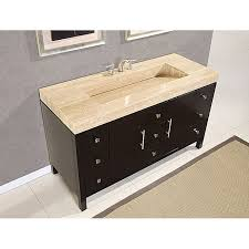 single sink vanity top bathroom 60 in bathroom vanity top wonderful on regarding silkroad