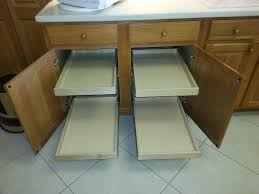 kitchen cabinet pull out storage racks gallery california roll out shelves