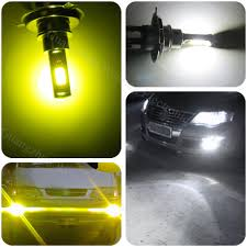 nissan altima 2005 life expectancy 2x h8 30w cob led fog lamp driving light bulb for nissan juke