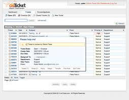 It Help Desk Software Comparison The 8 Best Free And Open Source Help Desk Software Tools