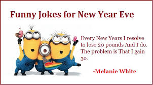 jokes for new year s resolution nywq