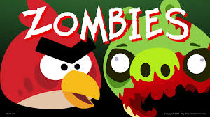 angry birds vs zombies parody the squawking dead youtube